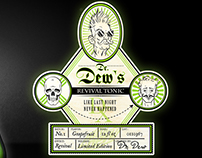 Dr Dew's Revival Tonic