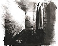 Illustration_Porte sur cour