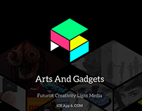 Arts And Gadgets (iOS App & .com)