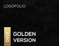 Logofolio 2020 / Golden Version