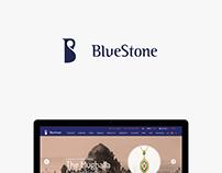 BlueStone ecommerce design