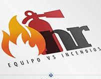 NR // Diseño de Logo