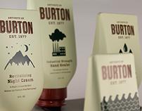 BURTON ANTIDOTE Skin Care