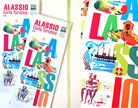 Carta Turistica Città di Alassio