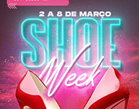 Shoe Week - Shopping Bosque dos Ipês