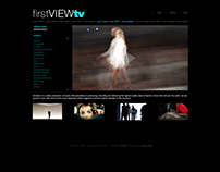FirstviewTV website