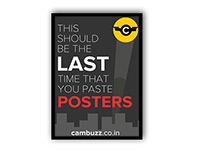Posters - Cambuzz