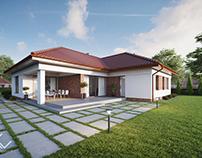 Modern Polish house 2