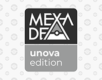 Art Pokedex MX. Unova Edition