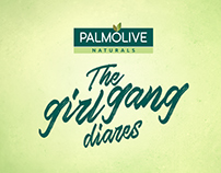 Palmolive - The Girl Gang Diares