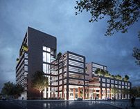 Office Building in Barcelona | Blanc + Conca