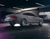Editorial Revista Movil - Audi RS7