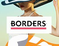 BORDERS MALAYSIA - STORE PANEL DESIGNS