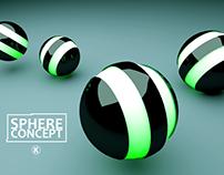 Sphere - Study C4D