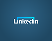 LinkedIn Redesign UI/UX