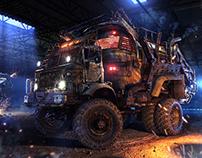 Death-GAZ 66
