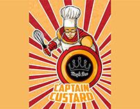 King's Dew-Captain Custard