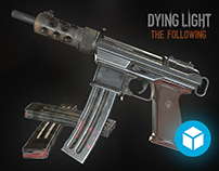 Dying Light: The Following SMG