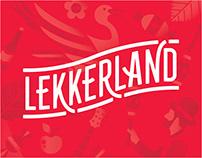 Lekkerland Identity