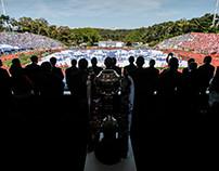 Opening Ceremony Concept - Taça de Portugal 2016