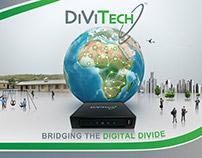 DiViTech Presentation Folder Design