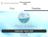Vueling travel assistant