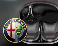 Alfa Romeo 4C - Interior 2020 design