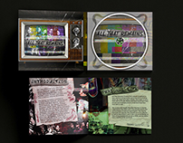 Music album - cover and booklet art