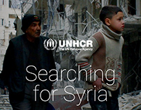 UNHCR/Google - Searching for Syria - Trailer