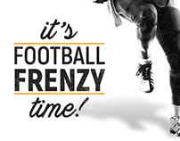 Football Frenzy E Blast