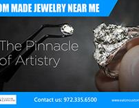Custom Made Jewelry near me