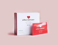 Alka-Seltzer Redesign