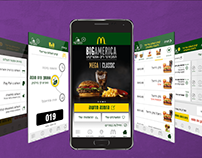 Mcdonalds - new app