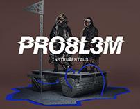 PRO8L3M- Album Cover 2016