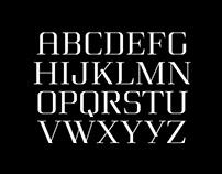 Hallmann - Typographie