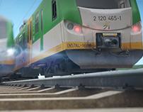 Railway renders