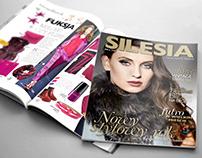 Silesia - layout design