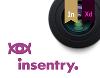 Insentry.Watch Apps Design
