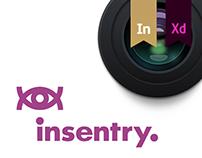 Insentry.Watch Apps Design