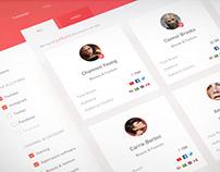 NoxInfluencer platform design