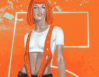Leeloo - Fith Element