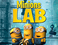 Minions Lab Game