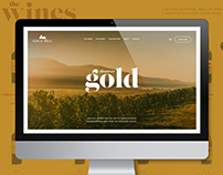 Gold Hill Winery Website