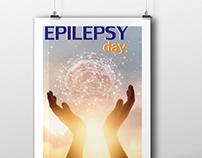 Epilepsy day poster