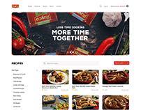 Royco: UI & UX - Website Redesign