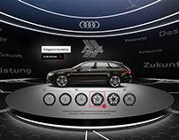 A4 – VIRTUAL REALITY & EVENT for Audi
