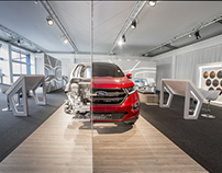 Ford Edge Experience