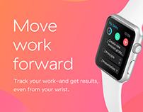 Asana for Apple Watch