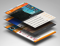 Travelling Application & Website