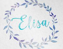 Convite Elisa Costa (15 anos)